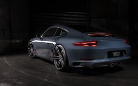 Обои Carrera, Coupe, TechArt, купе, каррера, порше, 911