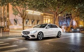 Обои W213, мерседес, E-Class, Mercedes-Benz