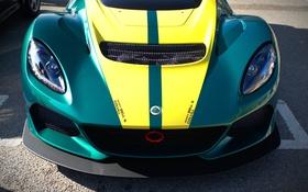 Обои Lotus, суперкар, передок, 3-Eleven