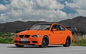 Обои GTS, E92, BMW, купе, бмв