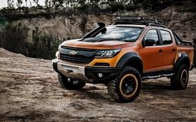 Обои Concept, Chevrolet, концепт, шевроле, колорадо, Colorado, Xtreme