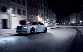 Обои Rolls-Royce, роллс-ройс, Wraith, врайт, Spofec