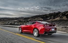 Обои Chevrolet, Camaro, шевроле, камаро