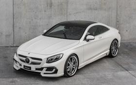 Обои Mercedes-Benz, мерседес, FAB Design, S-Class, C217