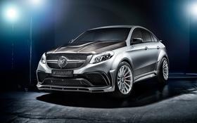Обои Mercedes-Benz, Hamann, мерседес, AMG, Coupe, C292, GLE-Class