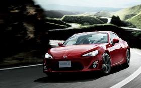Обои Toyota, тойота, GT 86