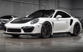 Обои 911, Porsche, GTR, порше, Turbo, TopCar, турбо