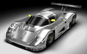 Картинка дизайн, фон, Mercedes-Benz, Racing