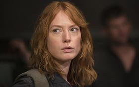 Обои лицо, The Walking Dead, Ходячие мертвецы, Paula, Alicia Witt