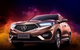 Картинка Honda, хонда, кроссовер, акура, Acura, CDX