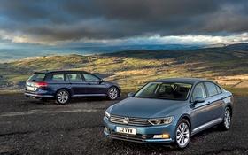 Обои Volkswagen, фольксваген, пассат, Passat