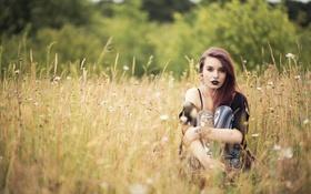 Картинка лето, девушка, Thalia