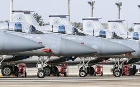 Обои истребители, Eagle, McDonnell Douglas, F-15C