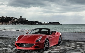 Обои Ferrari, суперкар, феррари, калифорния, California