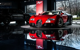 Обои Bugatti, Veyron, бугатти, вейрон, Kahn Design