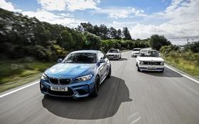 Картинка бмв, купе, BMW, F22, Coupe, E82