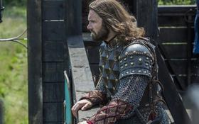 Обои Rollo, Clive Standen, Викинги, Vikings, взгляд