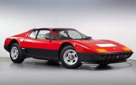 Обои Ferrari, суперкар, феррари, 1976, 512 BB