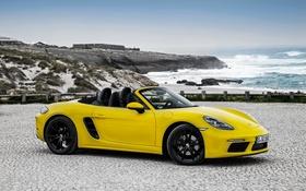 Обои Porsche, порше, Boxster, бокстер