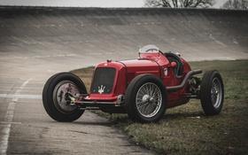 Картинка ретро, Maserati, классика, 8CM