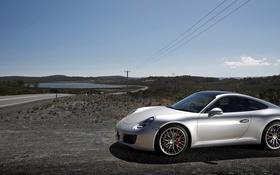 Обои каррера, Carrera, Coupe, порше, 911, Porsche, купе