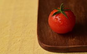 Картинка фон, еда, помидор