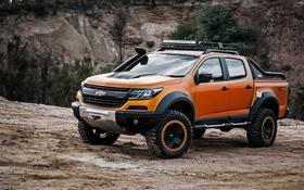 Картинка Concept, Chevrolet, концепт, шевроле, колорадо, Colorado, Xtreme