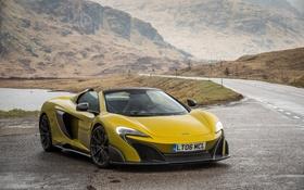 Обои 675LT, Spider, макларен, суперкар, McLaren