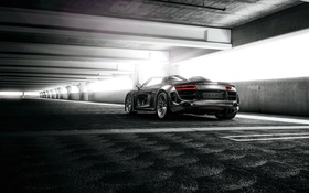 Обои Audi, ауди, GTR, суперкар, кабриолет, Spyder, PPI Razor