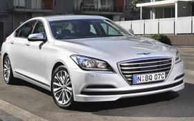 Обои Hyundai, Genesis, хендай, дженезис