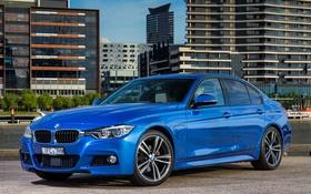 Обои бмв, BMW, седан, 3 series, F30, Sedan
