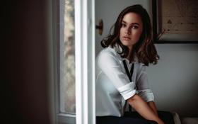 Картинка рубашка, губки, прелесть, кареглазая, Anne Hoffmann