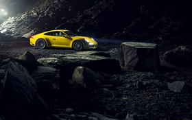 Картинка купе, 911, Porsche, порше, Coupe, Carrera, каррера