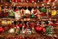 Картинка праздник, шары, сердце, елка, новый год, шар, гитары