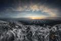 Картинка горы, природа, Sunset, Bulgaria