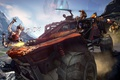 Картинка грузовик, Maya, Pandora, RPG, 2K Games, Borderlands 2, Gearbox Software
