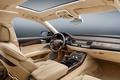 Картинка Audi, ауди, интерьер, руль, торпедо
