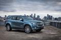 Картинка Concept, Chevrolet, концепт, шевроле, трейлблейзер, TrailBlazer
