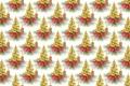 Картинка фон, праздник, текстура, Новый год, ёлочка