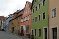 Картинка улица, краски, дома, Германия, Бавария, Ротенбург-на-Таубере