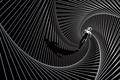 Картинка абстракция, фантастика, арт, черно-белое, постер, Shailene Woodley, Дивергент