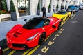 Картинка McLaren, Ferrari, суперкары, LaFerrari
