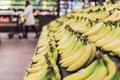 Картинка желтые, бананы, много, магазин