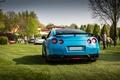 Картинка газон, GTR, Nissan, GT-R, R35
