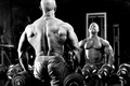 Картинка power, men, back, bodybuilder, jerry Koolhoven