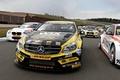 Картинка зеленый, Mercedes-Benz, мерседес, амг, A-class, W176, British Touring Car Championship