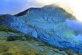 Картинка гора, вулкан, Индонезия, остров Ява