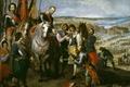 Картинка картина, Хусепе Леонардо, Сдача Юлиха