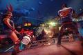 Картинка эксклюзив, видеоигра, Xbox One, Sunset Overdrive, Microsoft Studios, открытый мир, Sunset City 2027