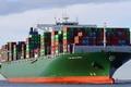 Картинка море, контейнеровоз, THALASSA ELPIDA, судно